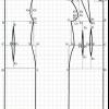 Базова форма сукні: поради по її побудови і правильному зняття мірок