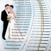 Що дарують на річницю весілля: тематичні подарунки на різні ювілеї