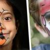 Дитячий макіяж на хеллоуїн - наймодніші ідеї