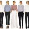 Як і з чим носити жіночі штани: стильні поєднання