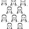 Логопедичний масаж обличчя в картинках: посібник для батьків