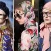 Модні хустки 2017: фото з останніх показів і поради стилістів, з чим і як їх носити