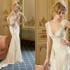 Модні вантажні весільні сукні