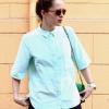 Модний блоггер random choicez: сорочка - квадрат - фото