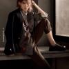 Чоловічі нотки в жіночому гардеробі - фото