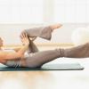 Пілатес в домашніх умовах: вправи на 5 хвилин