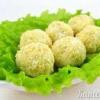 """Рибний салат """"рафаелло"""" - покроковий рецепт - фото"""