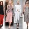 З чим носити спідницю-штани, як створити з нею ділової і повсякденний стиль