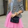 З чим носити рожеву спідницю: поради щодо створення ніжного і романтичного образу