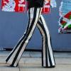 З чим носити жіночі штани в смужку: модні образи для будь-якої ситуації