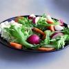 Салат із сиру сулугуні