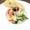 Салат з восьминогом і картоплею - покроковий рецепт - фото