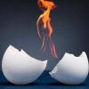 Зняття порчі яйцем і святою водою: повний опис ритуалу