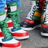 Стильні жіночі кросівки весна літо 2017