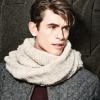 Стильний чоловічий шарф: вибираємо найкращий і носимо його правильно