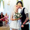Весілля в рок стилі: як її зробити веселою, музичної та незабутньою