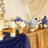 Весілля в золотому кольорі: секрети оформлення залу і вибору вбрання нареченої