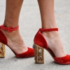 Туфлі з круглим носом: модні моделі