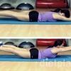 Вправи для зміцнення хребта і профілактики його захворювань