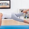 Вправи будинку для схуднення: присідання, скручування, планка