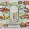 Вітаміни в продуктах харчування - що вони дають організму (з таблицями)