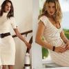 В`язані сукні 2017-2014: мода на в`язані сукні, фото